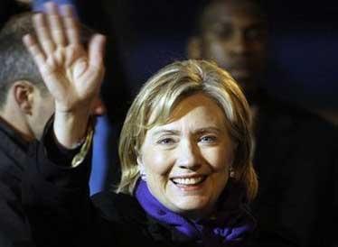 Hillary tìm kiếm sự giúp đỡ của Iran về Afghanistan