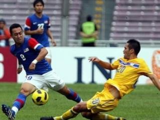 Kết thúc vòng bảng AFF Cup 2012