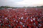 Chính phủ Thái vỡ kế hoạch vì người biểu tình
