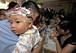 Trung Quốc: Bệnh nhi sữa bẩn tăng vọt lên gần 53.000 bé
