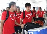 Vòng loại U19 châu Á: Đội VN đá 3 trận
