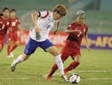 VCK Asian Cup: Trung Quốc, Hàn Quốc vào bán kết