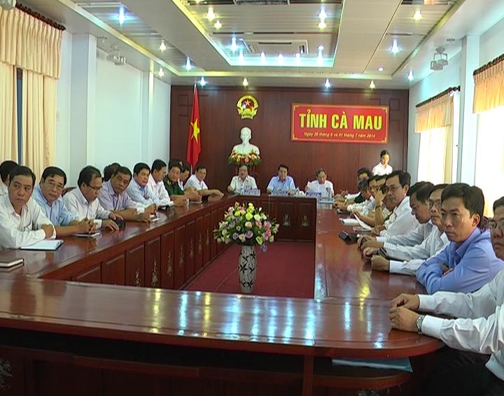 Chính phủ họp trực tuyến với các tỉnh, thành cả nước