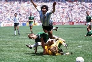 Đức-Argentina: Từ Mexico' 86 đến Brazil 2014