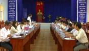HDND giam sat huyen Thoi Binh 10-9-2014