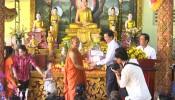 Chuc Tet Khmer 17-4-2015