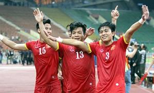15 giờ chiều nay, U23 Việt Nam đấu trận đầu tại SEA Games