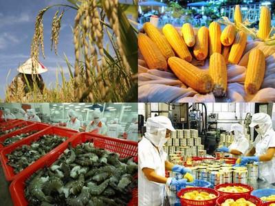 Xuất khẩu nông sản đạt gần 17 tỉ USD