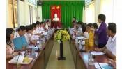 Ban Tuyen Giao TW lam viec tai CM 24-11-2015