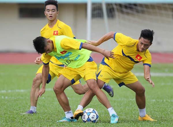 Ngày 20/11: Khởi tranh Giải U21 quốc tế Báo Thanh niên
