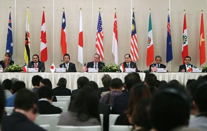Chính thức ký kết Hiệp định đối tác xuyên Thái Bình Dương-TPP