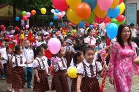 Bộ Giáo dục yêu cầu khai giảng ngắn gọn, vui tươi