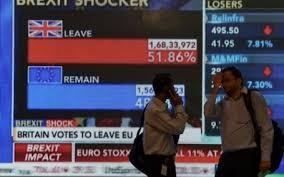 Triển vọng kinh tế toàn cầu hậu Brexit
