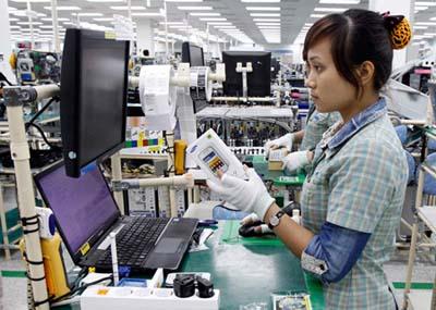 Nhiều tập đoàn lớn dồn vốn vào Việt Nam