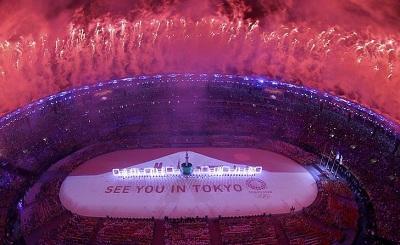 Bế mạc Olympic 2016: Hẹn gặp lại ở Tokyo