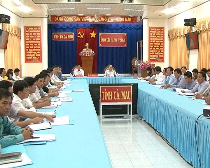 Triển khai Quy định số 30 của Ban Chấp hành Trung ương Đảng khóa XII