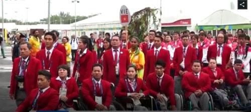 Đoàn TTVN sẵn sàng tranh huy chương tại Paralympic 2016