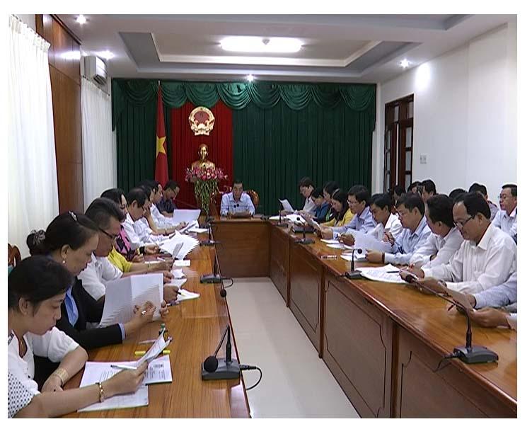 HĐND tỉnh Cà Mau lấy ý kiến dự thảo nghị quyết