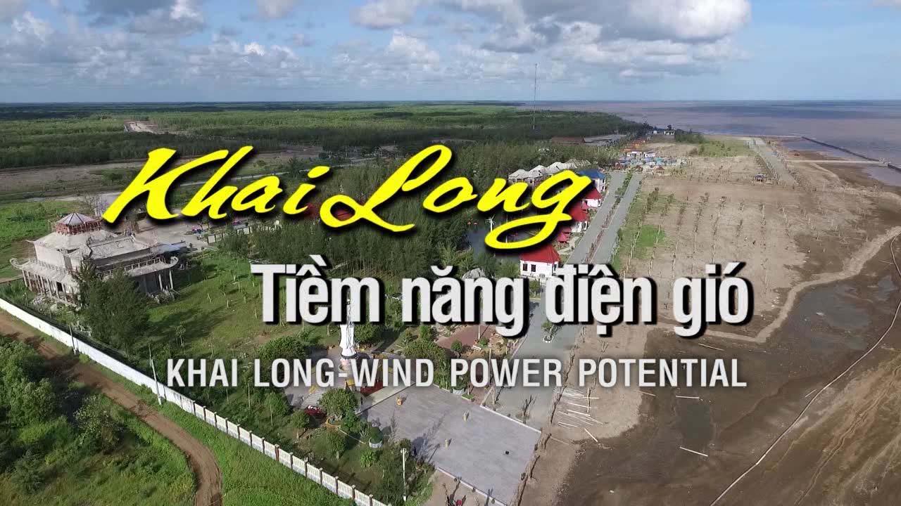 Khai Long - Tiềm năng điện gió