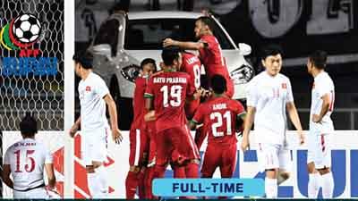 AFF Cup 2016: Đường đến chung kết còn 1 trận
