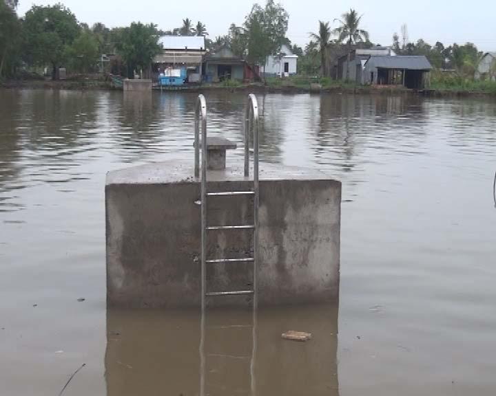 Đầu tư xây dựng khu neo đậu tránh bão cửa biển Khánh Hội