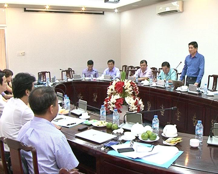 Trung ương kiểm tra xây dựng nông thôn mới tại Cà Mau