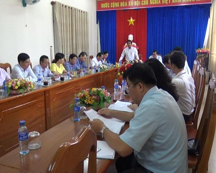 HĐND tỉnh Cà Mau giám sát thực hiện chính sách tái định canh, định cư
