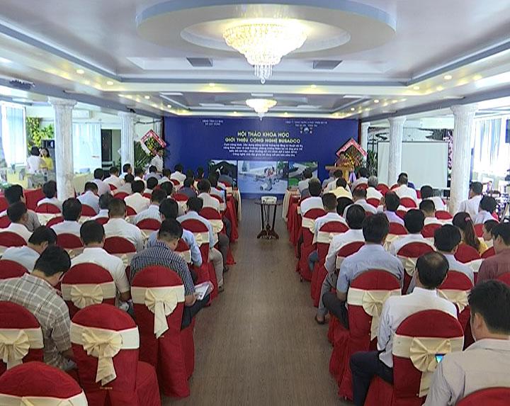 Hội thảo khoa học giới thiệu công nghệ Busadco