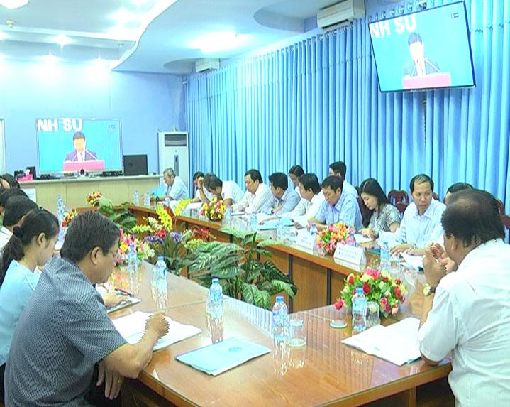 Quán triệt thi hành Bộ luật Hình sự và Luật Tiếp cận thông tin