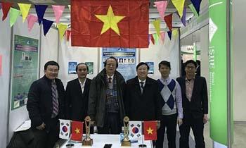 Công trình khoa học của Việt Nam đoạt HCV tại Hàn Quốc