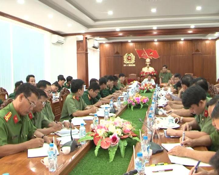 Bộ Công an, Bộ Quốc phòng kiểm tra việc thực hiện Nghị định 77 của Chính phủ trên địa bàn tỉnh Cà Mau