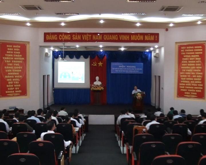 Huyện Phú Tân: tập huấn kỹ năng tuyên truyền an toàn giao thông
