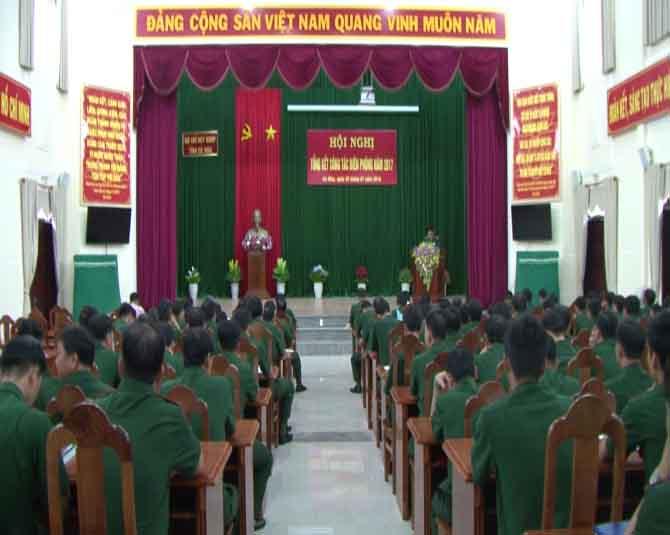 Bộ đội Biên phòng Cà Mau hoàn thành tốt nhiệm vụ bảo vệ biên giới