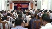 Tong ket cong tac Dang tinh CM 16-1-2018