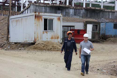 Nga trục xuất công nhân Triều Tiên