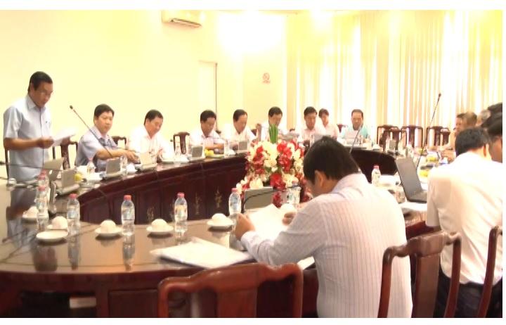 Bộ Thông tin và Truyền thông làm việc tại Cà Mau