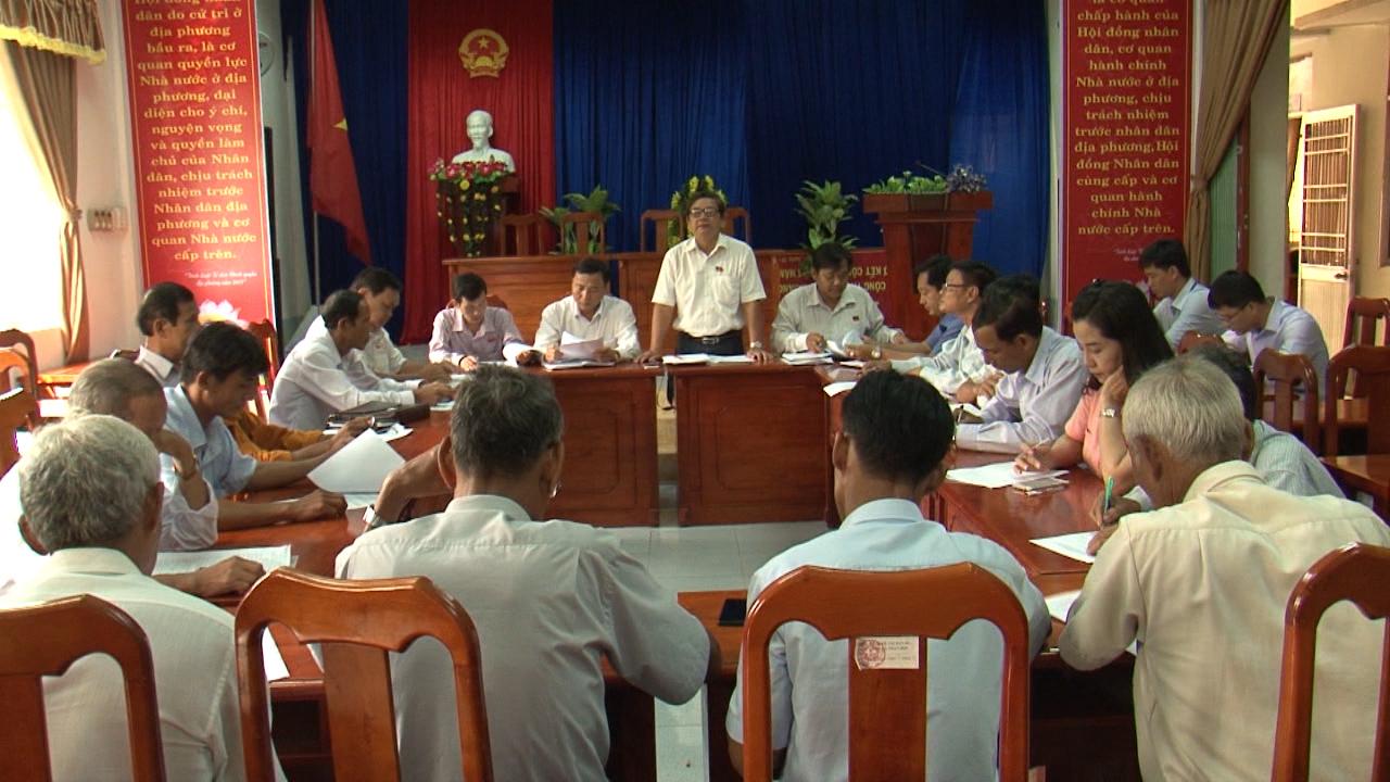 Ban Dân tộc HĐND tỉnh Cà Mau giám sát chế độ chính sách người có uy tín