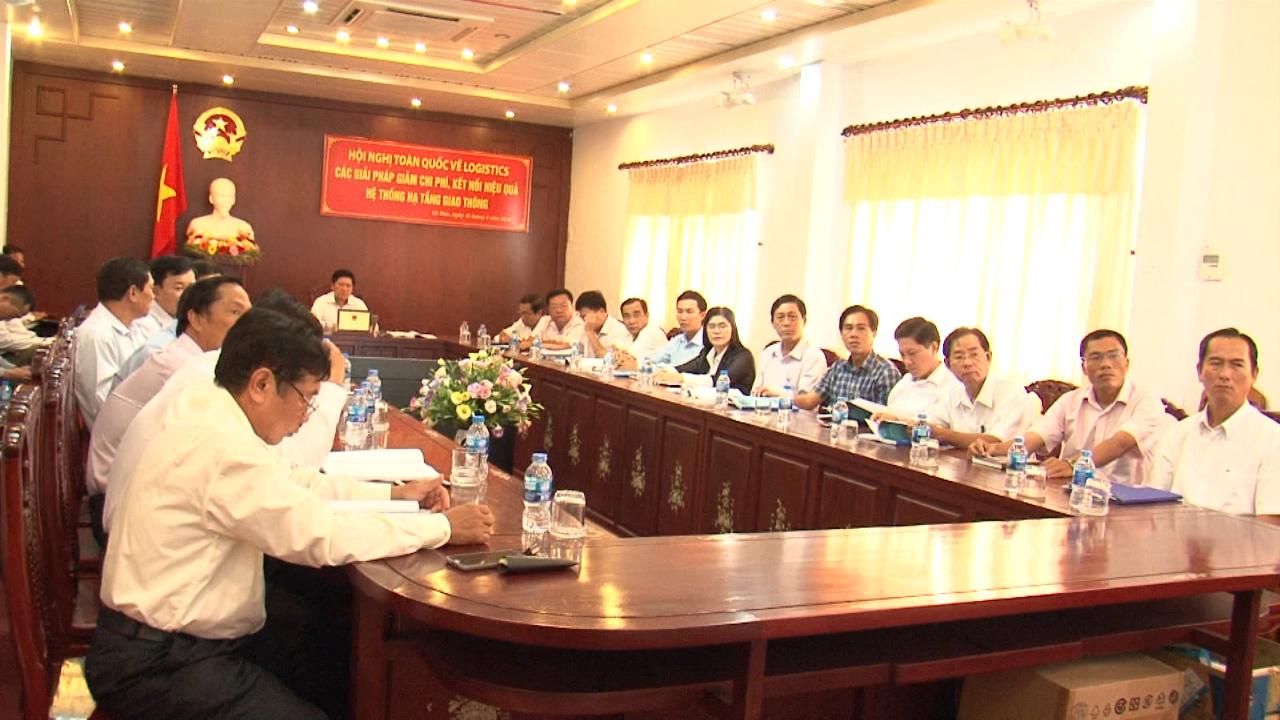 Hội nghị toàn quốc về Logistics