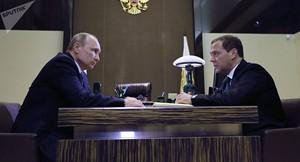 Chính phủ mới của Nga sẽ có 10 Phó Thủ tướng