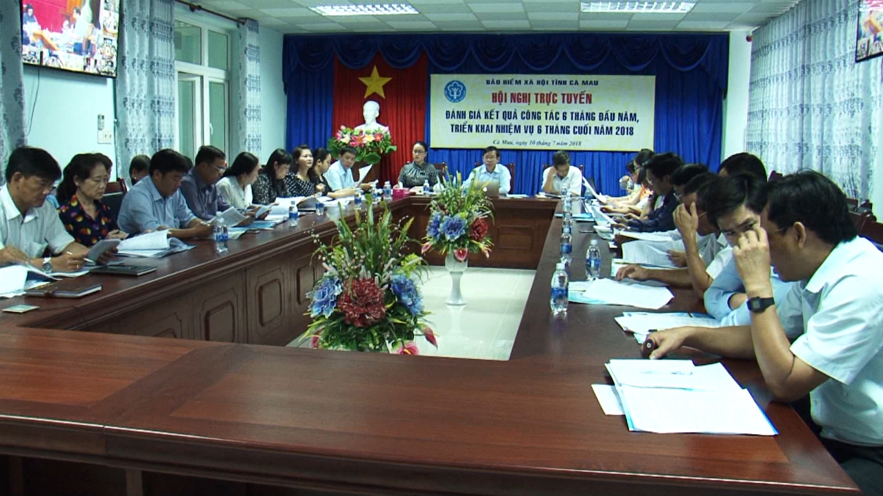Hội nghị trực tuyến sơ kết công tác bảo hiểm
