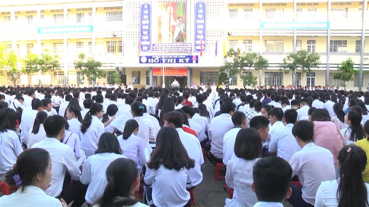 Công bố kết quả thi Trung học phổ thông Quốc gia 2018