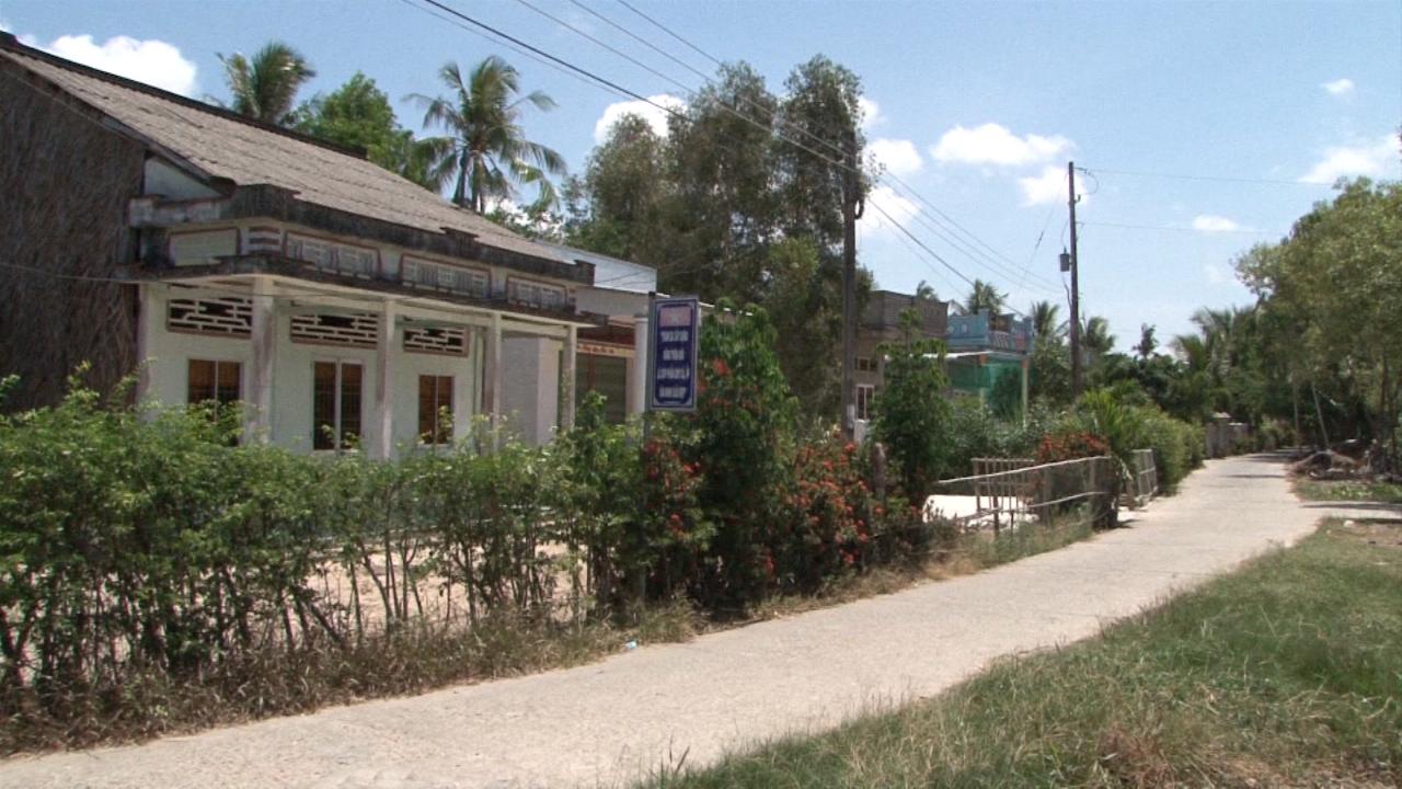 Tăng cường công tác ở vùng đồng bào dân tộc Khmer