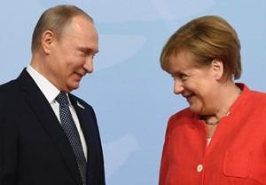 'Cài đặt' lại quan hệ Nga - Đức?