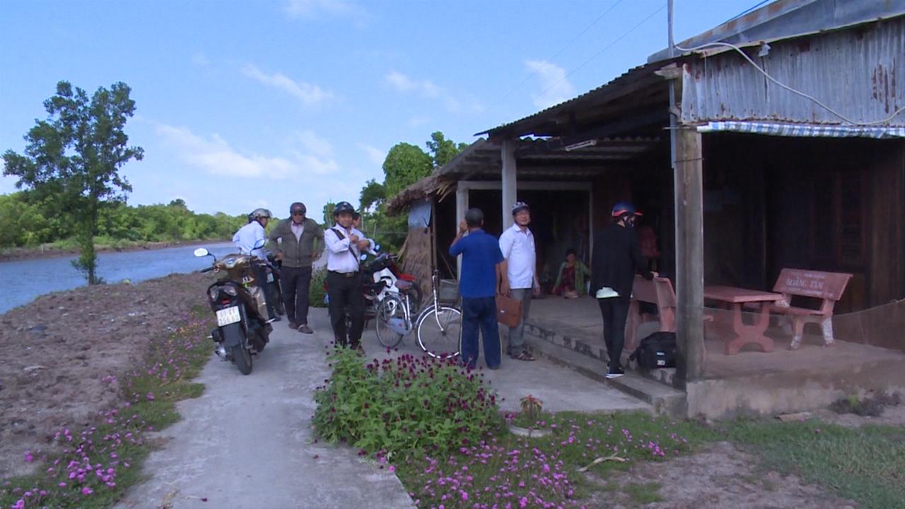Kiểm tra công tác giảm nghèo tại huyện Phú Tân