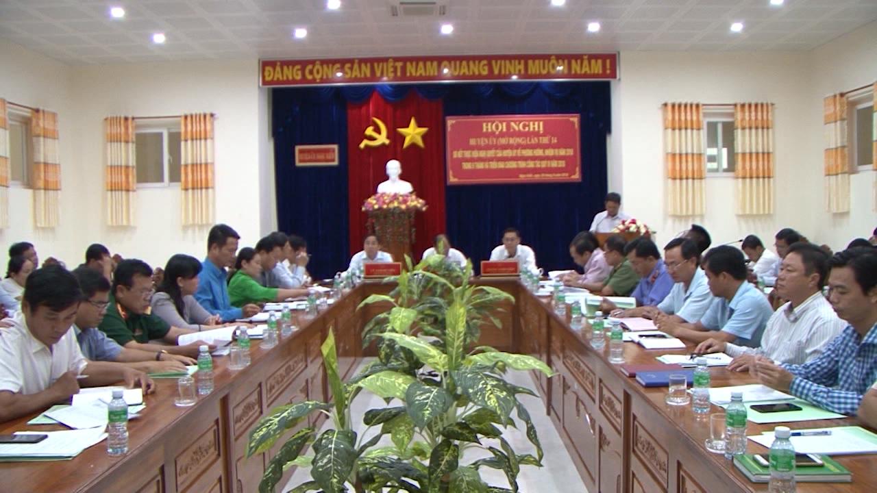 Huyện Ngọc Hiển cần phát huy thế mạnh trong phát triển kinh tế