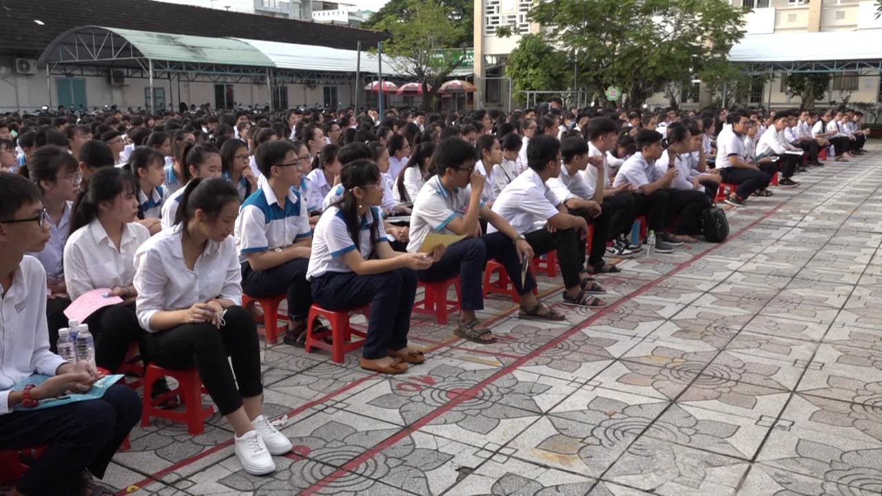Sở GD-ĐT Cà Mau khai mạc Kỳ thi học sinh giỏi THPT cấp tỉnh năm 2018