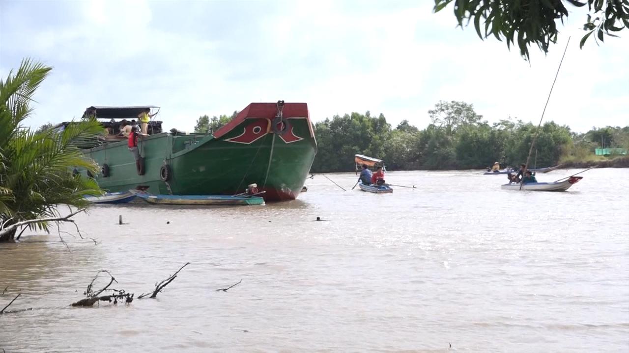 Cà Mau: xảy ra tai nạn đường thủy nghiêm trọng