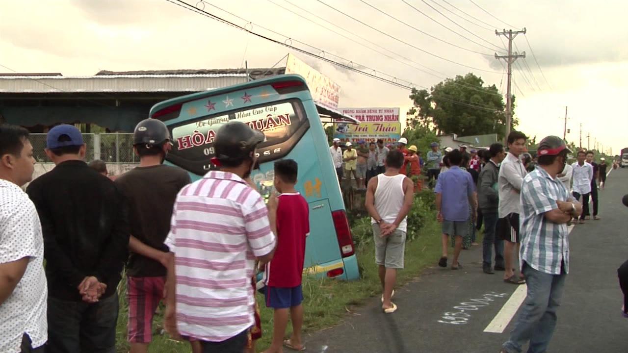 Tai nạn giao thông tháng 11 tăng