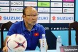 Ông Park Hang-seo: Tập trung nỗ lực cho trận lượt về ở Mỹ Đình