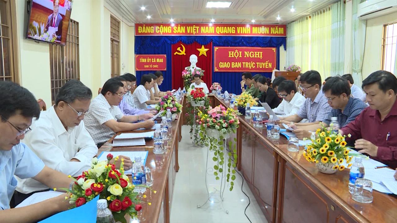 Hội nghị toàn quốc ngành Tổ chức xây dựng Đảng năm 2019